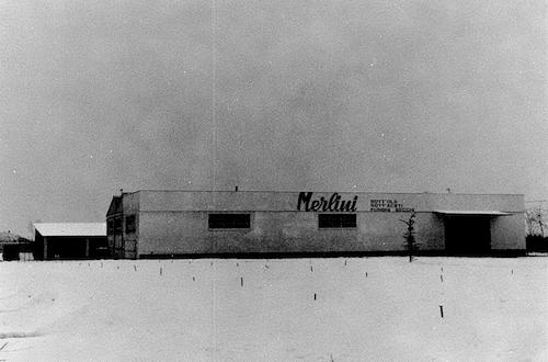 1960 – Nuovo impianto